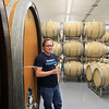 "Record-Eagle/Jan-Michael Stump<br /> ""A winemaker has maybe 40 chances in their lifetime to make a great wine,"" said Chateau Grand Traverse vice president Sean O'Keefe."