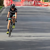 Record-Eagle/Jan-Michael Stump<br /> Mackenzie Woodring stayed well ahead of the pack in winning the Cherry Roubaix Old Town Criterium USAC Pro 1, 2, 3 Women's race Saturday in Traverse City.