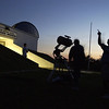 Aug. 8, 2003 Open house at the Rogers Observatory at NMC, to view Mars,,over 2,000 people crowded the facility, where four telescopes, manned by members of the Grand Traverse Astronomical Society, were set to view the Red Planet on its closest approach to Earth in 60,000 years.