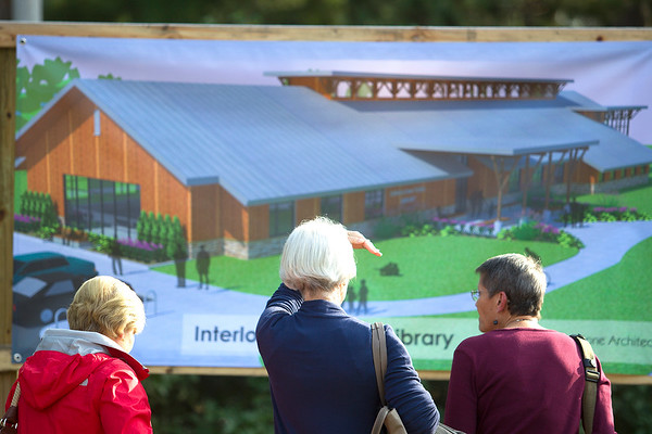 INTERLOCHEN GROUND BREAKING