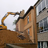 IMMACULATE CONCEPTION DEMOLITION