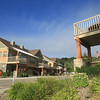 Record-Eagle/Keith King<br /> Edgewater Lofts condominiums in Elmwood Township.