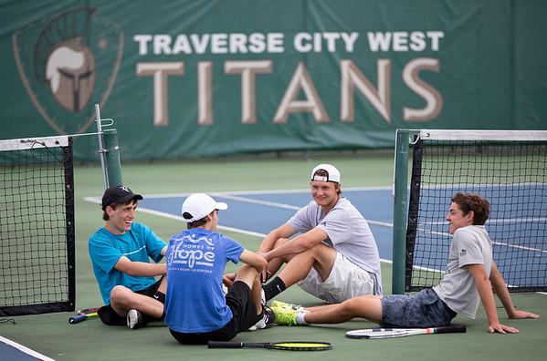 TC WEST TENNIS