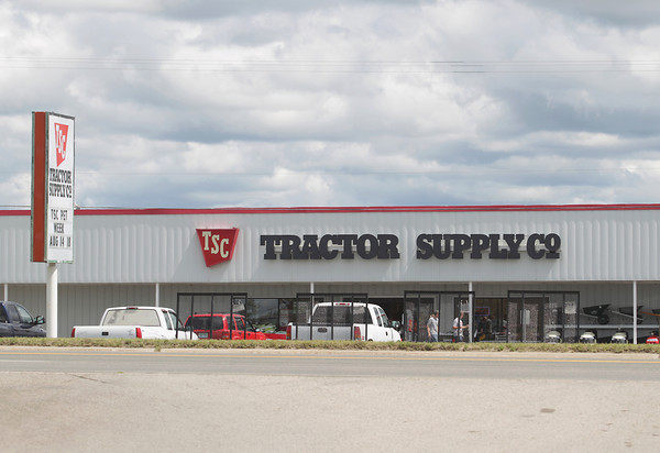 Record-Eagle/Keith King<br /> The Tractor Supply Company store Wednesday, August 7, 2013 along U.S. 31 near Chums Corner.