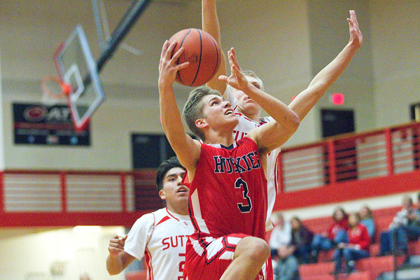 BENZIE CENTRAL VS. SUTTONS BAY