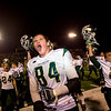 Record-Eagle/Jan-Michael Stump<br /> Traverse City West's Jake Fisher (84) was named defensive captain with 75 tackles.