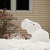 MONDAY SNOWMAN