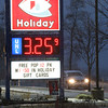 Record-Eagle/Jan-Michael Stump<br /> Gas prices rose from around $3.02 a gallon Thursday morning to around $3.25 this afternoon.