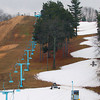 Record-Eagle/Jan-Michael Stump<br /> Mt. Holiday in East Bay Township is hoping for snow to open it's ski lifts.