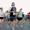 Record-Eagle file photo/ Keith King<br /> Runners begin the 2010 Traverse City State Bank Bayshore Marathon.