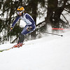 Record-Eagle file photo/Jan-Michael Stump<br /> Traverse City Central's Briggs Chapman runs the slalom in the state finals at Boyne Highlands.