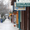 Record-Eagle/Jan-Michael Stump<br /> East Front Street in downtown Traverse City.