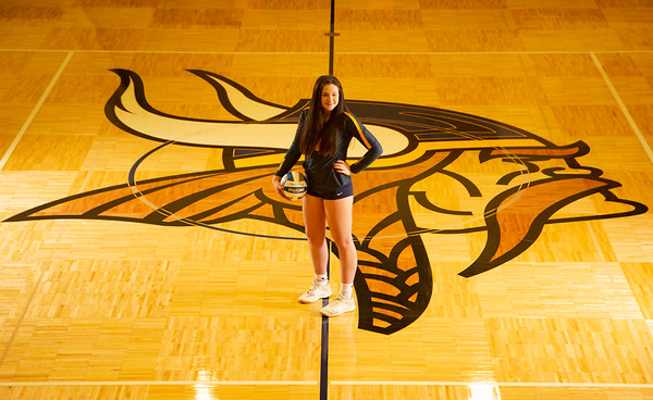 VOLLEYBALL PLAYER OF THE YEAR