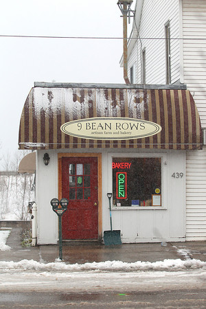 Record-Eagle/Jan-Michael Stump<br /> 9 Bean Rows is moving it's bakery and cafe at 439 E. Front St. in Traverse City to a location to be determined.
