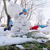 SNOWMAN DEMOLTION