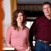 Record-Eagle/Jan-Michael Stump<br /> Christi Carpenter (cq) and her father Jim Carpenter (cq).