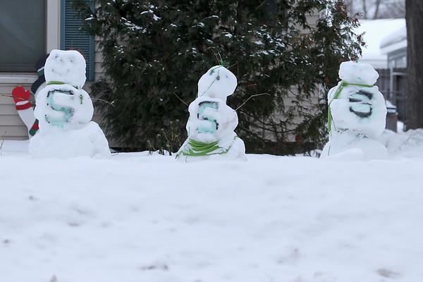 SNOW SPARTANS