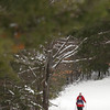 Record-Eagle/Keith King<br /> Sarah Kennedy, front, and Marian Pompa, both of Poughkeepsie, NY, cross-country ski Wednesday, January 2, 2013 on the Vasa pathway in Acme Township.