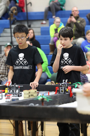 LEGO LEAGUE TOURNAMENT