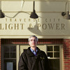 Record-Eagle/Jan-Michael Stump<br /> Traverse City Light and Power interim director Tim Arends.