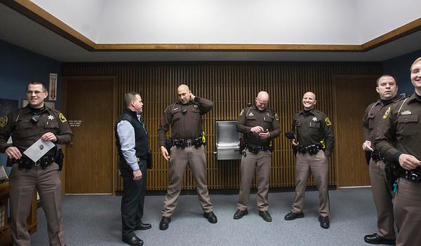 SHERIFF AWARDS