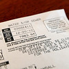 Record-Eagle/Keith King<br /> The sewer and water bill for Rhonda Randall, of Traverse City, in the amount of $7,883.84.