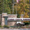 Record-Eagle/Jan-Michael Stump<br /> Cherry Capital Airport in Traverse City.