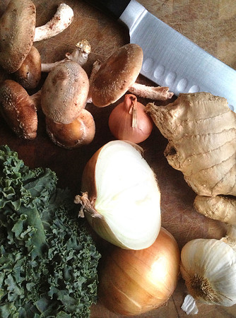 Record-Eagle/Nathan Payne<br /> Winter's doldrums can be tough both on mental and physical wellness. Chef educator Nancy Allen has come up with a handful of foods and ingredients which may help you emerge from this winter a little healthier.