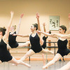 Record-Eagle/Keith King<br /> Members of Company Dance Traverse rehearse Tuesday at Dance Arts Academy in Traverse City.