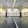 Record-Eagle/Keith King<br /> Instructor Sahra Turner (cq) teaches a class Tuesday at Dance Arts Academy in Traverse City.