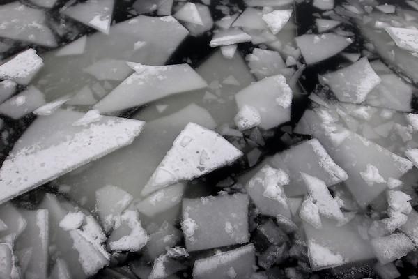 BOARDMAN LAKE ICE