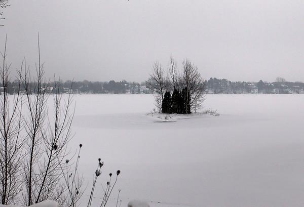 SILVER LAKE ICE