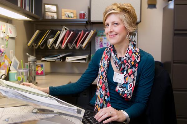 Record-Eagle/Pete Rodman<br /> Gina Ranger, Clinical Recruiter Human Resources at Munson Medical Center