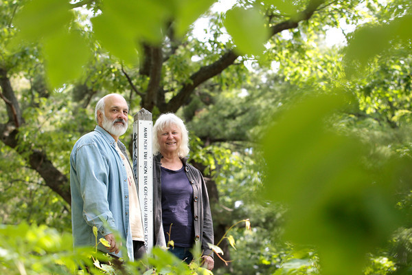 BOB RUSSELL AND SALLY VAN VLECK