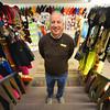 Record-Eagle/Dan Nielsen<br /> Jeff Swanson owns Don Orr Ski 'n Beach Haus in Traverse City.