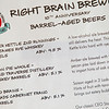 RIGHT BRAIN BREWERY ANNIVERSARY