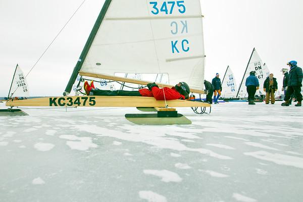 ICE BOAT REGATTA