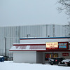 Record-Eagle/Jan-Michael Stump<br /> Sara Lee operates this frozen pie plant and outlet store off Cass Road in Traverse City.