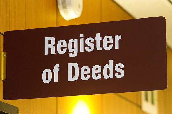 REGISTER OF DEEDS