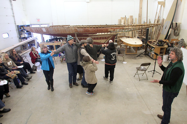 SEA SHANTY WORKSHOP