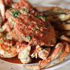 Record-Eagle/Jan-Michael Stump<br /> Cioppino, featuring dungeness crab, jumbo shrimp and scallops at Copper Falls Steakhouse, which is now open near the intersection of Garfield and South Airport Roads in Traverse City, the site of the former Big Eazy.