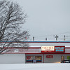 Record-Eagle/Jan-Michael Stump<br /> Sara Lee frozen pie plant and outlet store off Cass Road in Traverse City remains open.