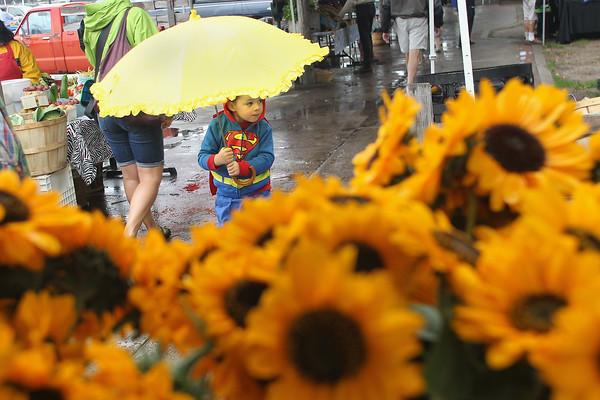 RAINY DAY SUPERMAN