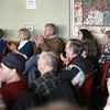 Record-Eagle/Keith King<br /> Audience members applaud Tuesday, January 8, 2013 during Picnic at the Opera starring Miriam Pico at the City Opera House.