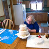 Record-Eagle/Jan-Michael Stump<br /> Grace Hanson was considering converting a lower level area of her home into a commercial kitchen so she could sell her creations, Cakes With Grace. Michigan's 2010 Cottage Food law allowed her to change her plans.