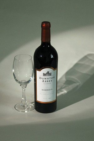 DOWNTON ABBEY CLARET