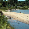Record-Eagle/Jan-Michael Stump<br /> A Slabtown neighborhood group would like to groom a section of beach along West Grand Traverse Bay, west of West End Beach adjacent to the neighborhood.