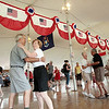 Record-Eagle/Keith King<br /> Bob and Sis Treml, of Manistee, dance Friday during the 31st annual Cedar Polka Fest. The event is scheduled to conclude Sunday.