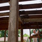 CARRIAGE HOUSE DECONSTRUCTION