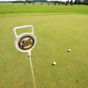 Record-Eagle/Dan Nielsen<br /> The Traverse City Golf Center features an outdoor putting green and both outdoor and indoor driving ranges.